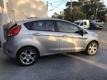 Fiesta kinetic