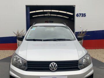 Volkswagen saveiro cabina doble